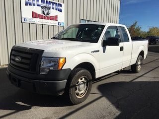 2010 Ford F-150 Extended Cab