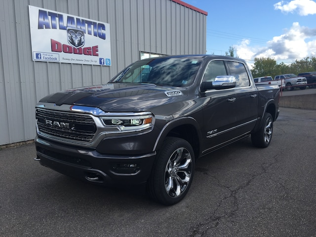 Atlantic Chrysler Jeep Dodge Ram >> 2020 Ram 1500 Limited Truck Crew Cab