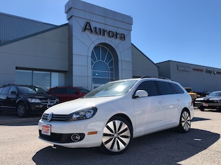 2013 Volkswagen Golf 2.5L Sportline Special Edition (A6) Wagon