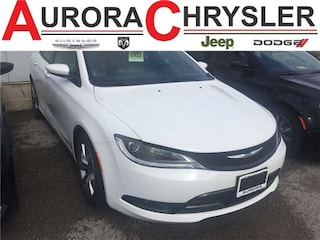 2016 Chrysler 200 S 3.6/9 Speed/Comfort Group Sedan