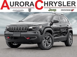 2020 Jeep Cherokee Trailhawk Elite SUV