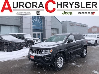 2014 Jeep Grand Cherokee 4WD 4dr Laredo--4X4-Mint Condition 107,000 KMS SUV