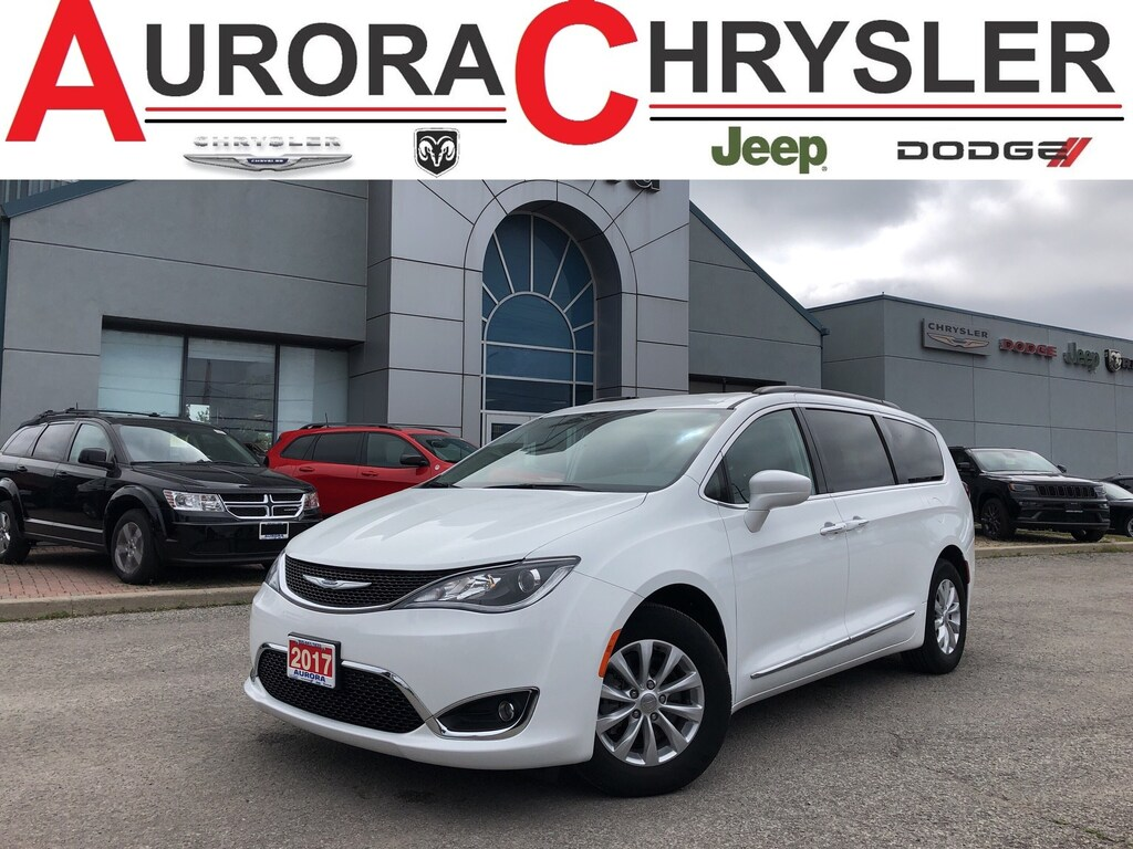 2017 Chrysler Pacifica Touring-L Leather-(Demo) -NAV--Safety Group-Demo Mini-Fourgonnette