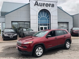 2015 Jeep Cherokee Sport--Rear CAM--Remote Start--Very Clean SUV