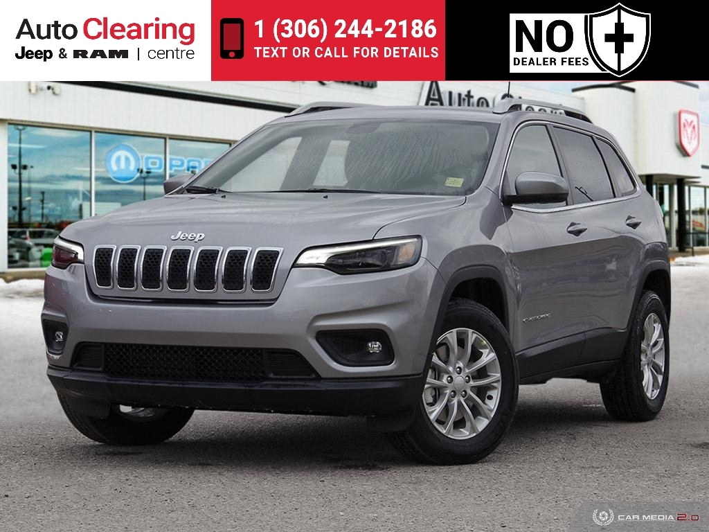 2019 Jeep Cherokee North 4X4 Base SUV