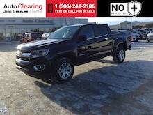 2019 Chevrolet Colorado C/CAB 4X4 LT Truck