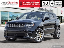2018 Jeep Grand Cherokee Trackhawk SRT AWD with Navigation SUV