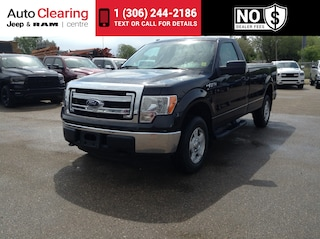2013 Ford F-150 XLT 4WD with Bluetooth & Low KM Truck