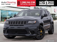 2018 Jeep Grand Cherokee Trackhawk SRT AWD with Voice Activated Navigation SUV