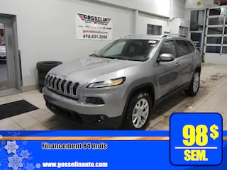 2017 Jeep Cherokee North 4x4 VUS