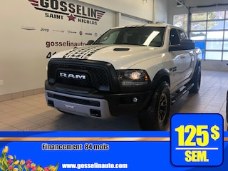 2017 Ram 1500 Rebel **PLAN OR 5/100** Camion cabine Crew