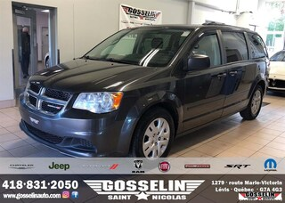 2016 Dodge Grand Caravan Canada Value Package Passager