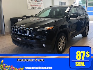 2016 Jeep Cherokee North V6 4x4 *Plan or 5/100* VUS