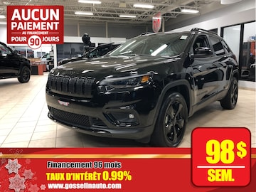2019 Jeep New Cherokee VUS