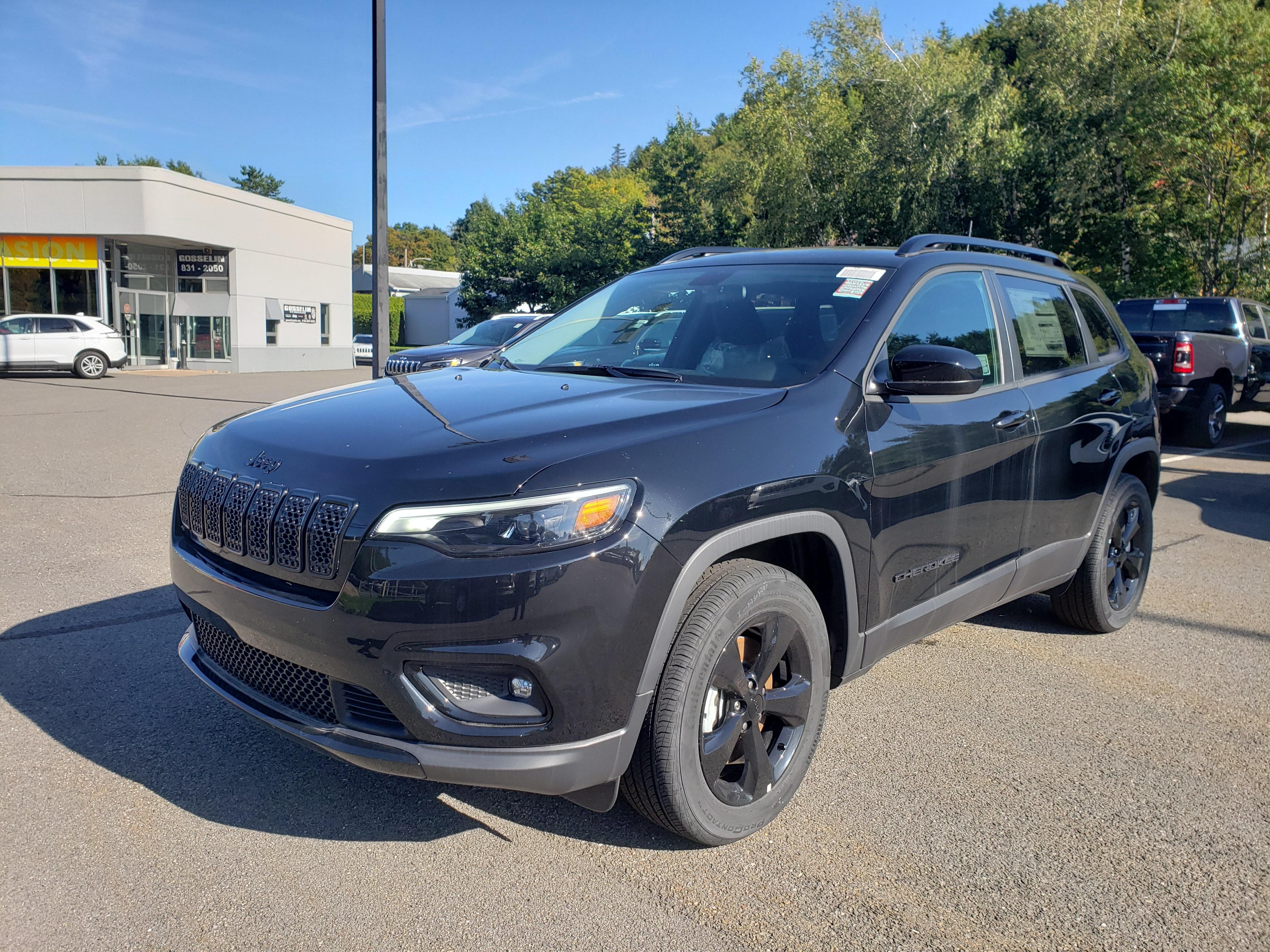 2019 Jeep New Cherokee Altitude VUS