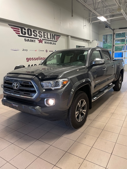 2017 Toyota Tacoma Limited V6 Camion cabine double