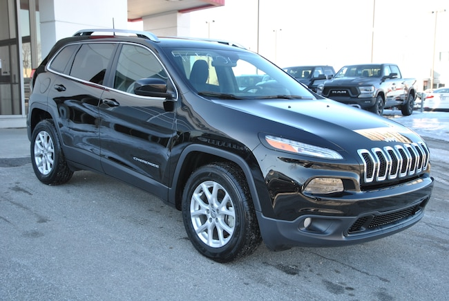 2017 Jeep Cherokee North 4X4 V6 Mags VUS