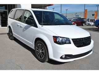 2019 Dodge Grand Caravan Blacktop Van
