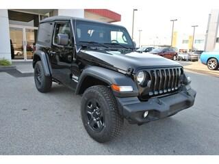2018 Jeep All-New Wrangler Sport VUS