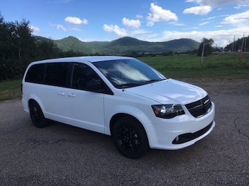 2020 Dodge Grand Caravan Fourgon