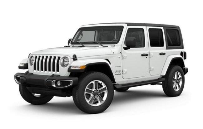 2018 Jeep All-New Wrangler Unlimited Sahara VUS