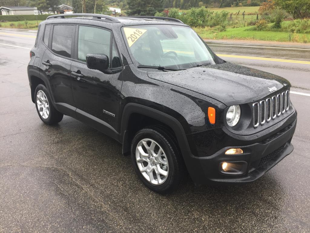 2018 Jeep Renegade North Utilitaire sport