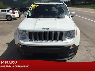 2015 Jeep Renegade 4X4 Limited Utilitaire sport