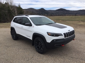 2020 Jeep Cherokee VUS