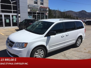 2016 Dodge Grand Caravan SXT Mini-fourgonette