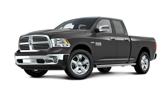 2018 Ram 1500 Outdoorsman Truck Quad Cab