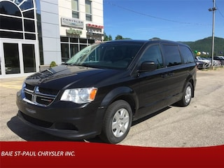 2013 Dodge Grand Caravan SXT Automobile