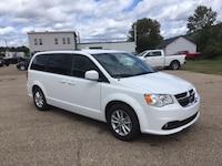 2020 Dodge Grand Caravan Fourgon