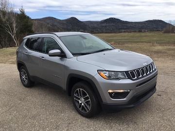 2020 Jeep Compass VUS