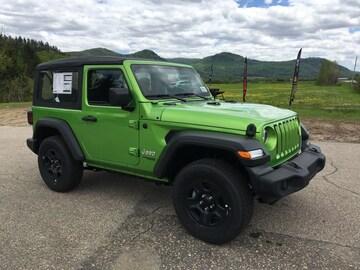 2019 Jeep All-New Wrangler VUS