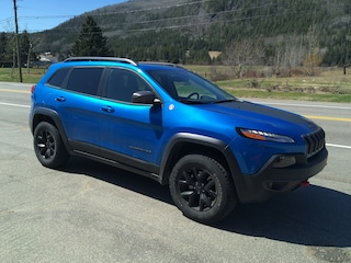 2017 Jeep Cherokee 4X4 Trailhawk Trailhawk Utilitaire sport
