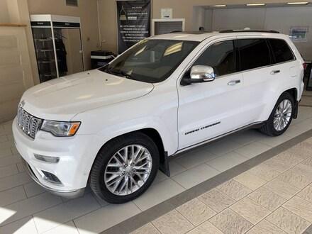 2017 Jeep Grand Cherokee Summit Autre