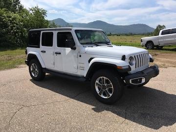 2019 Jeep Wrangler VUS