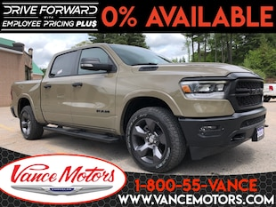 2020 Ram 1500 Big Horn Built to Serve Edition 4X4...V8*HTD SEATS Truck Crew Cab