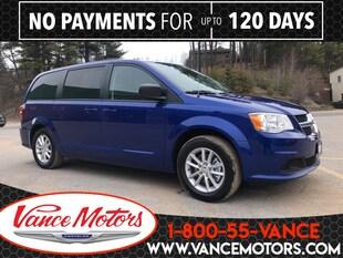 2020 Dodge Grand Caravan SXT Plus...DVD*BACKUP CAM*BLUETOOTH! Van