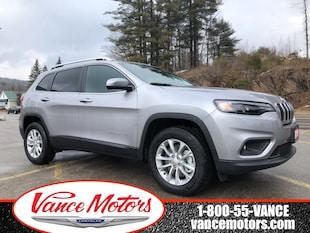 2019 Jeep New Cherokee North 4x4....BLUETOOTH*BACKUP CAM*HTD SEATS! SUV