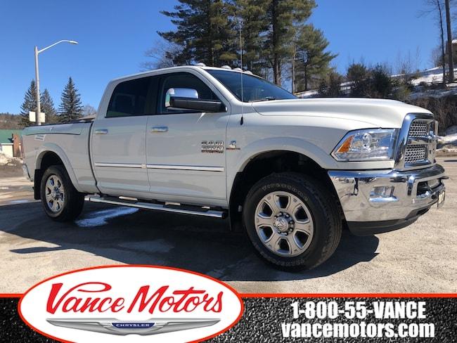 2017 Ram 2500 Laramie 4x4...DIESEL*NAV*LEATHER! Truck Crew Cab