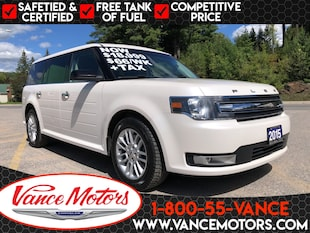 2015 Ford Flex SEL...LEATHER*7 SEATS*NAV! SUV