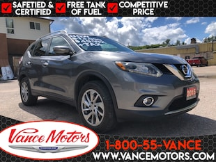 2015 Nissan Rogue SL AWD...LEATHER*HTD SEATS*TOW! SUV