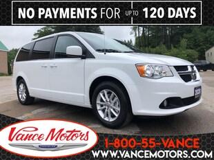 2020 Dodge Grand Caravan Premium Plus...BACKUP CAM*PARK ASSIST*HTD SEATS! Van