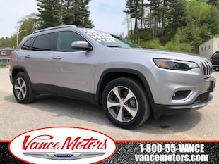 2019 Jeep Cherokee Limited 4x4...LEATHER*BACKUP CAM*HTD SEATS! SUV