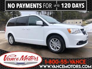 2020 Dodge Grand Caravan Premium Plus...HTD SEATS*NAV*DVD! Van