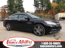 2016 Honda Accord Touring...LEATHER*NAV*HTD SEATS! Sedan