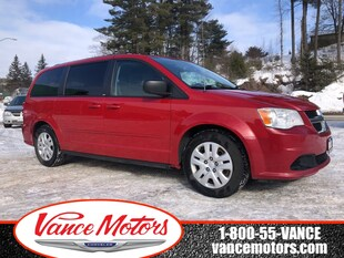 2013 Dodge Grand Caravan SXT...STOW 'N GO*BLUETOOTH*TOW! Van