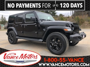 2020 Jeep Wrangler Unlimited Sahara Altitude 4X4...HTD SEATS*LEATHER* SUV