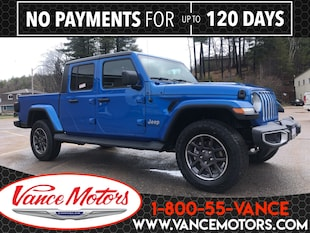 2020 Jeep Gladiator Overland 4x4...HARD TOP*HTD SEATS*BACKUP CAM! Truck Crew Cab